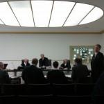 Die Verfahrensbeteiligten mit Rechtsanwalt Dr. Michael Nielen im Profil