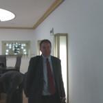 Christoph Schwalb als schon strahlender, voraussichtlicher Sieger